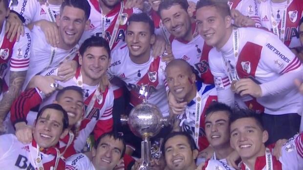Copa Libertadores: River Plate holt Titel