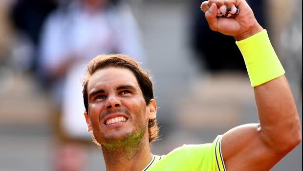 """Basket : Roland-Garros - Federer pense déjà à Nadal - """"C'est toujours le même gars !"""""""