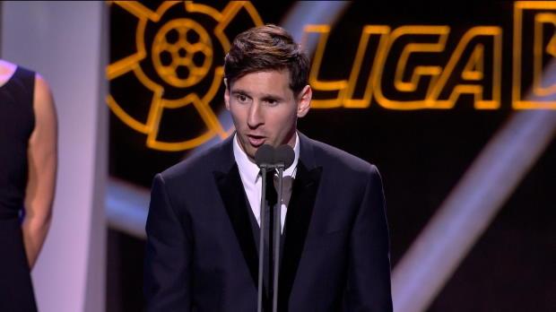 "Messi: ""Pap�, �otra vez te vas al gol?"""