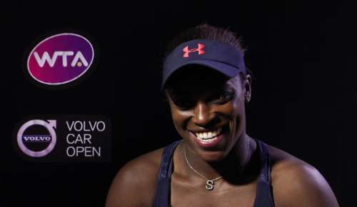 Stephens Interview: WTA Charleston Final