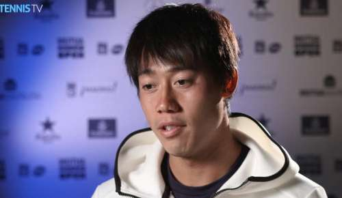 Nishikori Interview: ATP Madrid 2R