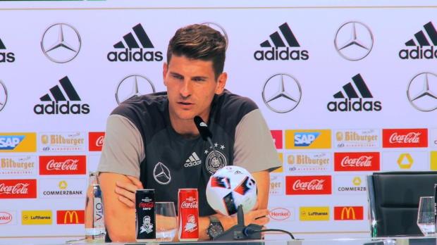 "EM 2016: Gomez: ""Nur der EM-Titel zählt"""
