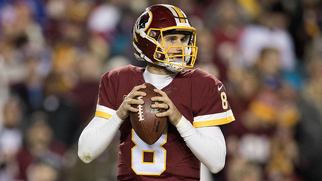 Willie McGinest: No QB in draft is better for Redskins than Kirk Cousins