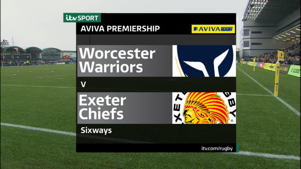 Aviva Premiership - Match Highlights - Worcester Warriors v Exeter Chiefs