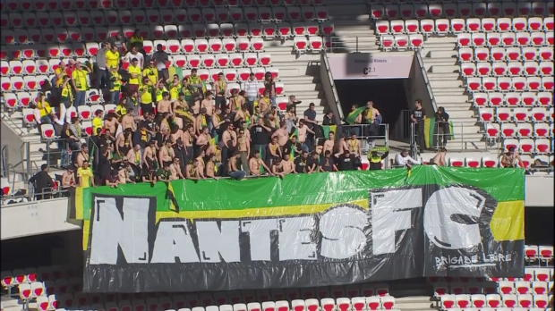Nizza - Nantes