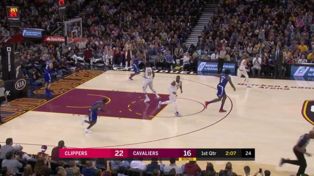 WSC: Dwyane Wade (23 points) Game Highlights vs. Los Angeles Clippers
