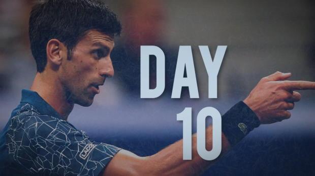 US Open: Djoker stark, Japaner historisch