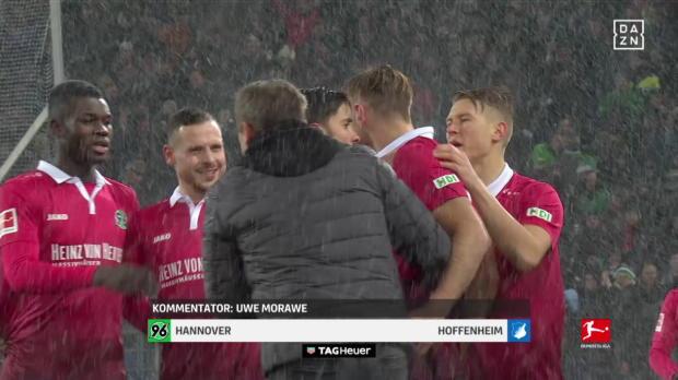 Hannover 96 - TSG Hoffenheim