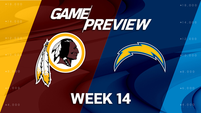 Washington Redskins vs. Los Angeles Chargers highlights | Week 14