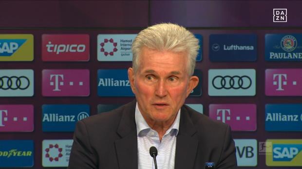 Heynckes erfreut über Sieg gegen seine Borussia