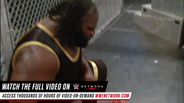 WWE Network: Mark Henry vs. Randy Orton - World Heavyweight Title Hell in a Cell Match: Hell in a Cell 2011