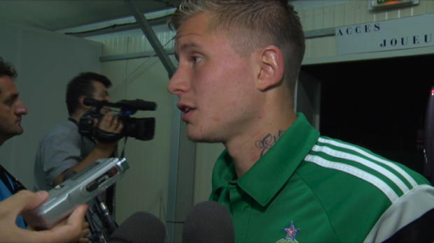 "Foot : ASSE - Tabanou : ""Formidable de jouer l'Europe"""