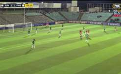 Yutaro Shin made it 3-1 to Sydney United over FNQ Heat.