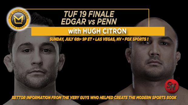 TUF 19 Finale: Edgar vs. Penn