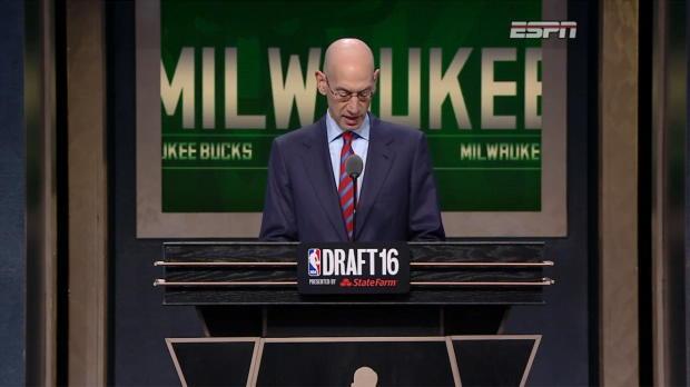 Milwaukee Bucks Select Thon Maker 10th Overall in 2016 NBA Draft