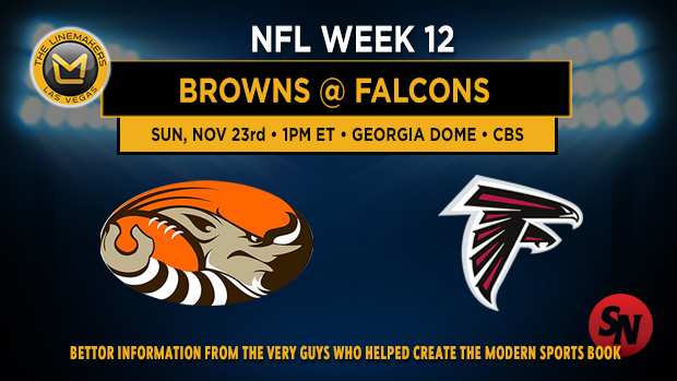 Cleveland Browns @ Atlanta Falcons