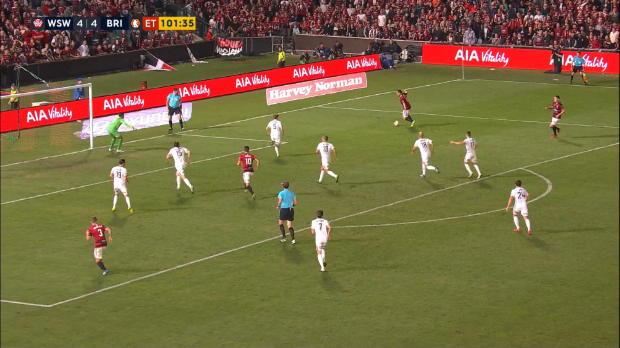 A-League: 0:3, 5:4, Finale! Sydney steht Kopf