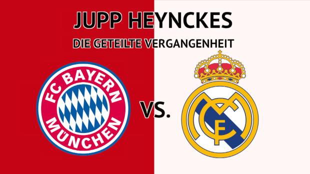 Heynckes' CL-Vergangenheit mit Bayern und Real