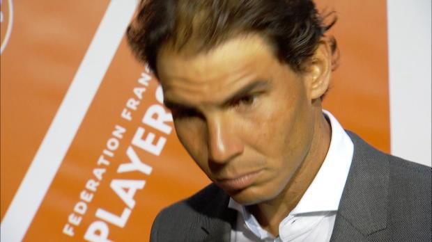 "Paris: Nadal zu Federer-Absage: ""Traurig"""