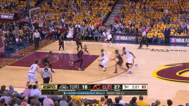 Move of the Night: Kyrie Irving