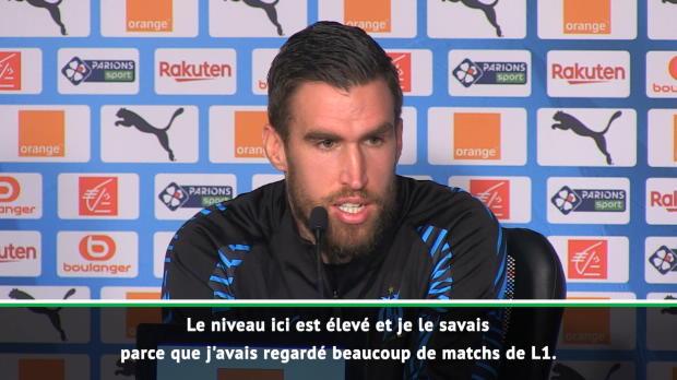 OM - Strootman - 'La Ligue 1 est plus physique que la Serie A'