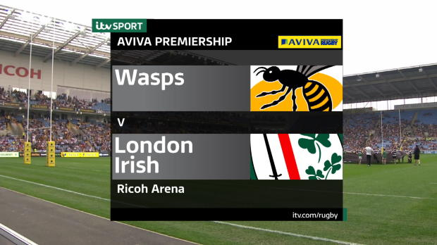 Aviva Premiership - Highlights - Wasps v London Irish