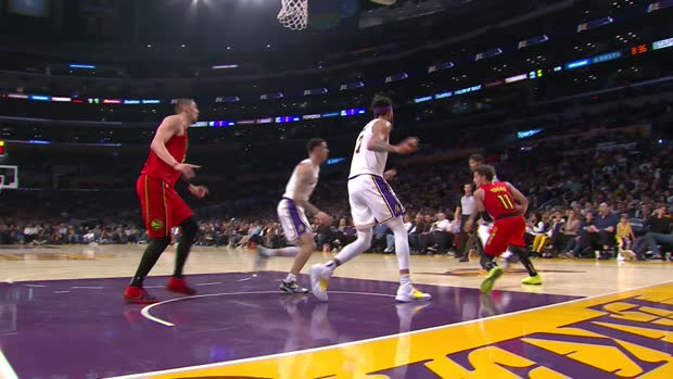 Assist of the Night : Trae Young