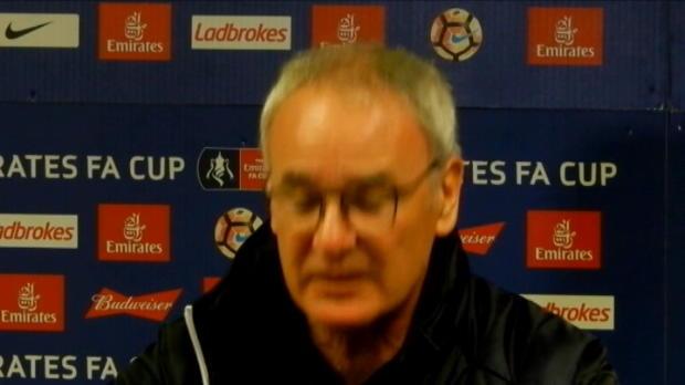 كرة قدم: كأس الإتحاد الإنكليزي: الهزيمة أمام ميلوول قد تكون إيجابية- رانييري