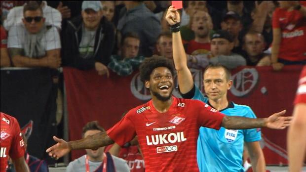 Ligue des Champions - Ruddy Buquet voit rouge lors de Spartak-PAOK !