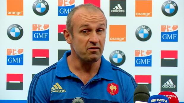 XV de France - PSA - ''Surprendre lors du Mondial''