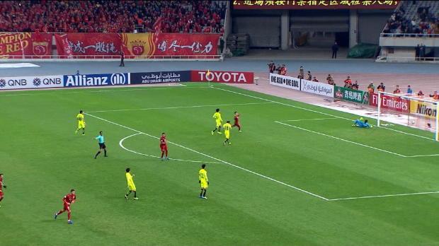 AFC Champions League - Impresionante gol de Elkeson desde fuera del área
