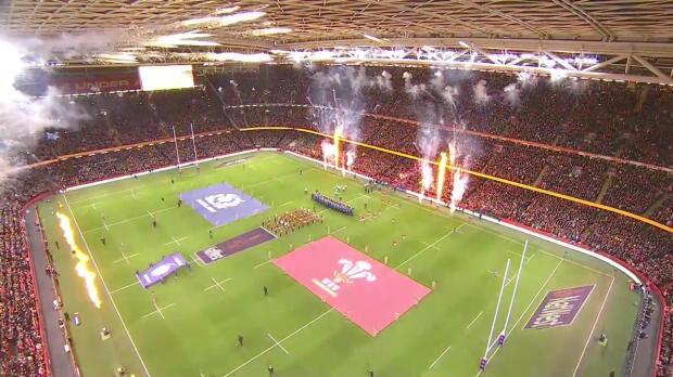 Wales - Schottland
