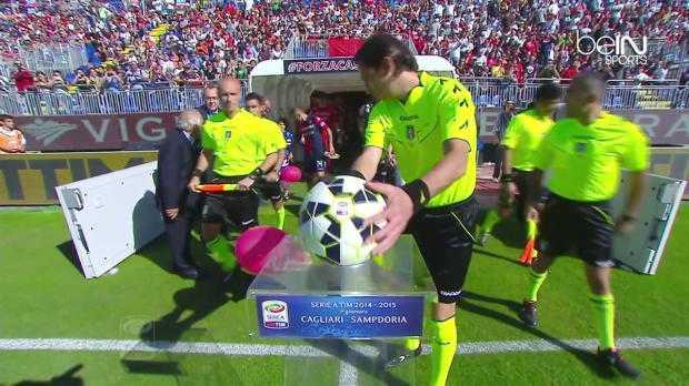Serie A : Cagliari 2-2 Sampdoria