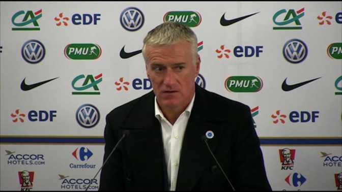 """Bleus - Deschamps : """"Ça n'a pas été simple"""""""