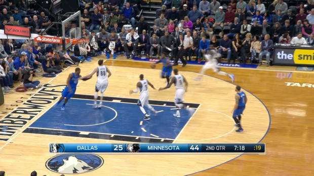 Block of the night - Kris Dunn