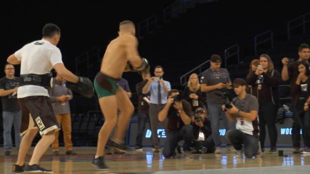 De La Hoya: McGregor wird im Ring deklassiert