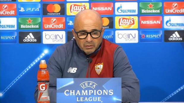 "Sampaoli: 1:3 gegen Juventus? ""Unfair"""