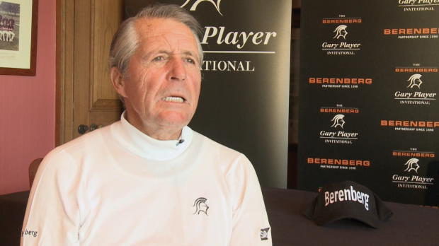 Gary Player on...Stenson, PGA Championship, Olympics and more