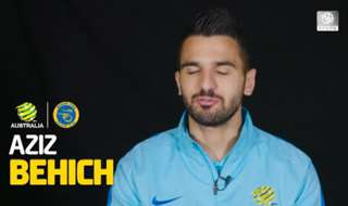Caltex Socceroos defender Aziz Behich reflects on his first footballing experiences as a youngster playing for Meadow Park.