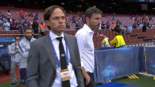 UEFA Champions League: FC Barcelona - PSV Eindhoven   DAZN Highlights