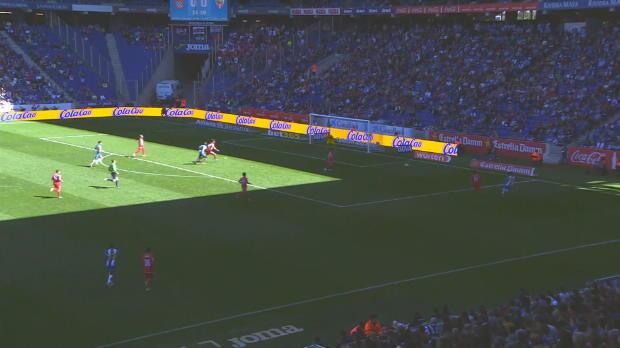 LaLiga Round 36:Espanyol 1 - 0 Sevilla