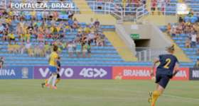 Alen Stajcic says Australia's 3-1 loss to Brazil was a valuable hit-out for his side ahead of the Rio Games.