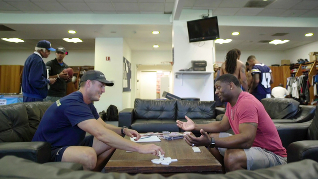 Back 2 Camp Extra: LaDainian Tomlinson and Phillip Rivers