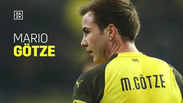 Mario Götze im Interview