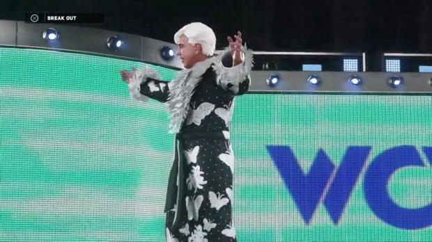 WWE 2K18 Ric Flair entrance video