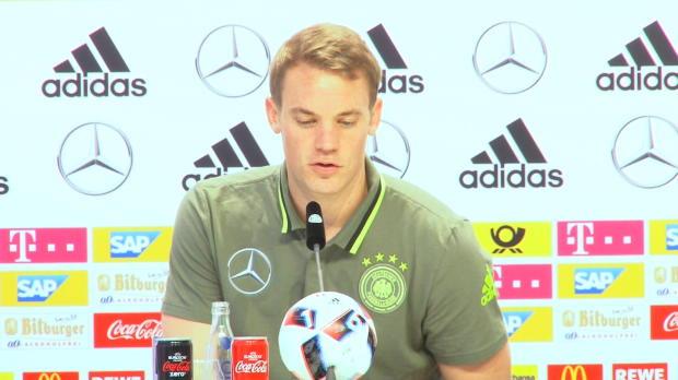 "EM 2016: Neuer: Boateng? ""Wir hoffen alle"""