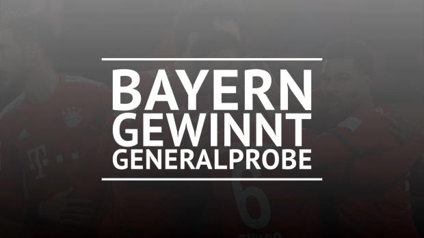 Fast Match Report: FC Augsburg - FC Bayern