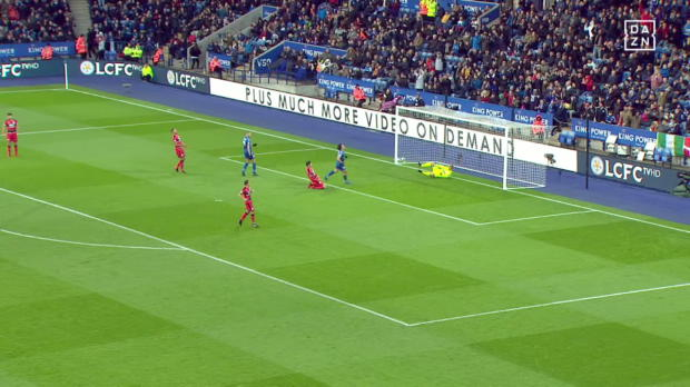 Leicester - Huddersfield