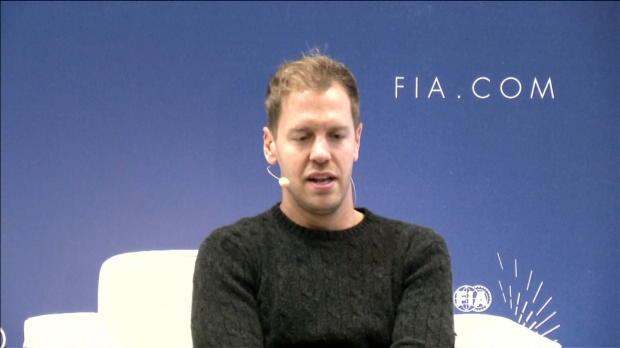 """Vettel über 2017: """"Eine versäumte Chance"""""""