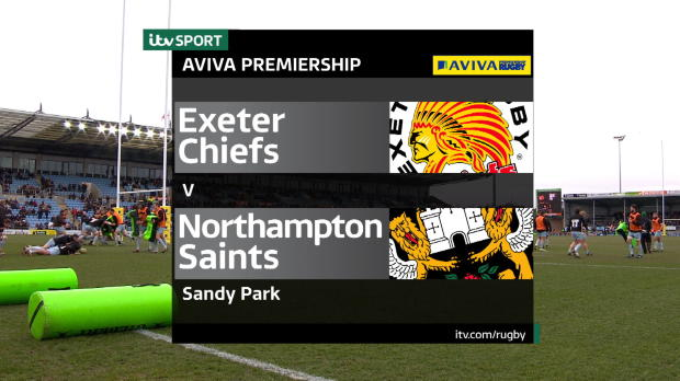 Aviva Premiership - Chiefs v Saints